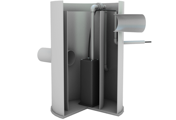 SELH04006 Skeletank Pumping Chamber